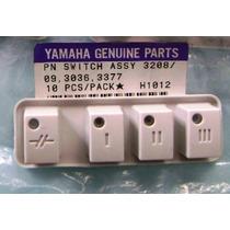 Knobs Botão Função Break, I Ii Iii Yamaha Psr S910 / S710