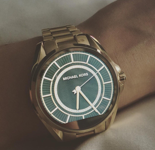 Relógio Michael Kors Access Digital Smartwatch. Preço  R  1999 Veja  MercadoLibre 1967d64007