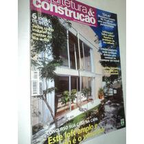 Revista Arquiteutra & Construção Ano 18 Nº 1 Jan 2002