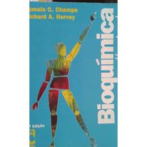 Livro De Bioquímica Ilustrada Usado