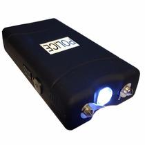 Seguranca Arma Choque Taser Lanterna Tatica Aparelho