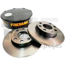 Disco Traseiro Fremax Jumper Ducato Boxer Aro 16 Bd4696
