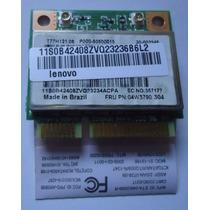 Placa Wireless Atheros Ar5b95 Notebook Lenovo S400