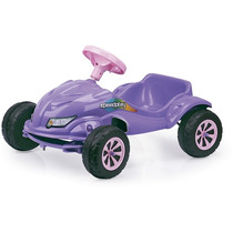 Carro A Pedal Speedplay Lilás Homeplay