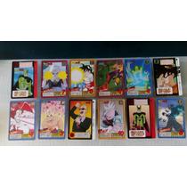 Dragon Ball Z - 12 Cards Colecionáveis