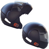 Capacete-Moto-Ebf-E8-Articulado-Robocop-Promocao-Preto-Fosco