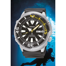 Relógio Seiko Automático Prospex Aqualand Srp639k1 4r36 Dive