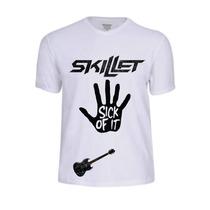 Camisas Camisetas Skillet Sick Of It All Reggae Rap Rock Pop