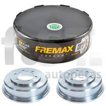 Tambor De Freio Fremax Chevrolet Grand Blazer 98/ Bd8603