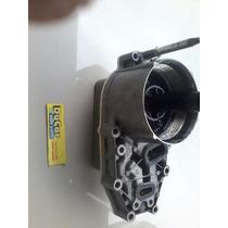 Radiador Resfriador Suporte Alojamento Filtro Oleo Do Motor