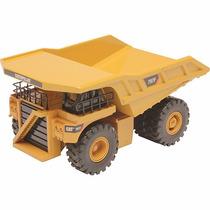 Carrinho Caminhão De Metal Cat Machines Caterpillar Dtc 3645