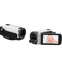 Filmadora Canon Vixia Hf R700 Branca Entrada Para Mic+32gb