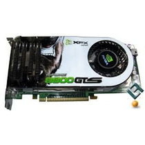 Placa De Video 8800 Gts Geforce 320mb 320bits
