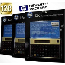 Calculadora Financeira Hp12c Gold Lacrada