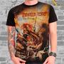 Camiseta Rock Manilla Road The Deluge