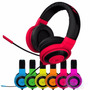 Headset Razer Kraken Pro Neon C/ Microfon Vermelho Envio 24h