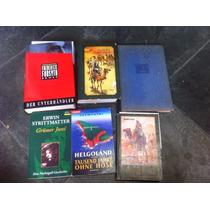 Lote Com 11 Livros Literatura Em Alemão - Karl May E Outros