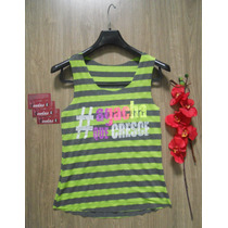 Blusa Regata Camiseta Feminina Academia Fitness Treino