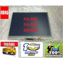 Display Korg Pa600 Completo Lcd + Touch Screen Frete Gratis