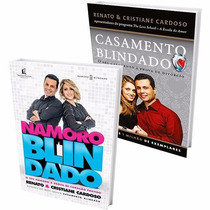 Kit Livros Namoro Blindado + Casamento Blindado Frete Grátis