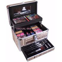 Maleta Maquiagem Profissional Com 63 Itens !!!!