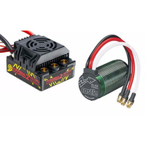 Mamba Monster 2 Combo: Motor 2200kv + Esc Brushless 1/8 New