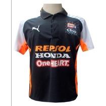 Promoção Camiseta Moto Gp Honda - Repsol, Polo
