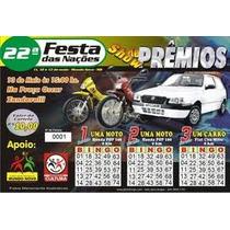 Cartelas De Bingo, Personalizadas No Corel 75 Numeros