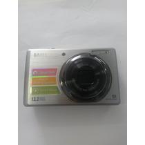 Camera Digital Samsung Sl 620 Prata