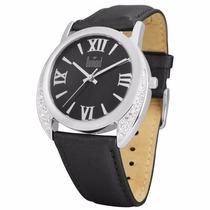 Sw36169p Relógio Feminino Dumont Pulseira Couro