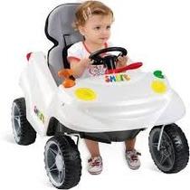 Carrinho De Passeio - Smart Baby Plus - Branco Perolado