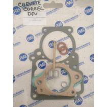 Kit Reparo Do Carburador Dfv Chevette/corcel