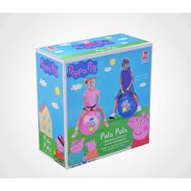 Pula Pula Infantil Peppa Pig Desenho Discovery Kids