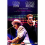 Dvd-elton John E George Michael And Friends Live In Wemble