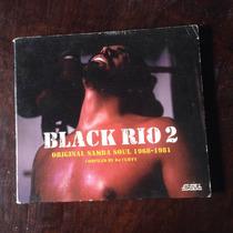 Cd Black Rio 2 Samba Soul