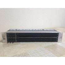 Equalizador Behringer Geq3102 - Ultra Graph Pro