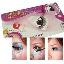 Protetor Para Aplicação Rimel / Mascara Cilios - 3 Em 1
