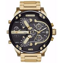 Relógio Diesel Dz7333 Mr. Daddy 2.0 Lançamento 57 Mm