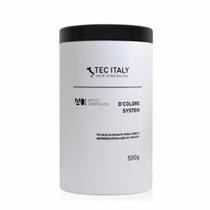 Novo Pó D´colore System 500 G - Tec Italy