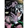 Livro Batman A Piada Mortal Hq Lacrado Dc Comics