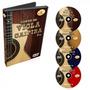 Coleção Curso De Viola Caipira 4 Dvds Frete Grátis