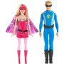 Boneca Infantil Barbie Super Princesa Casal C/ken