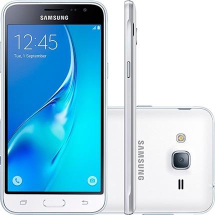 Smartphone Samsung Galaxy J3 Dual 5` 8gb 4g Sm - j320m / ds Bran