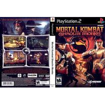 Patch Mortal Kombat Shaolin Monks Ps2