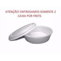 Marmitex De Isopor Darnel N°8 - 850ml Caixa C/100 Unidades