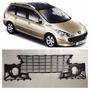 Grade Peugeot 307 Sw 07 08 09 10 11 12 Com Friso Cromado
