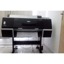Impressora Plotter - Epson Stylus Pró 7700 Sublimação Imp. D