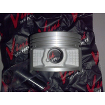 Pistão Kit C/ Anéis Dafra Apache 150 Vini 0,50mm