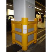 Protetor De Colunas De Garagem