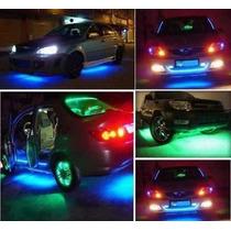 Fita Led Automotiva Decoração Iluminação - Rolo Com 5 Metros